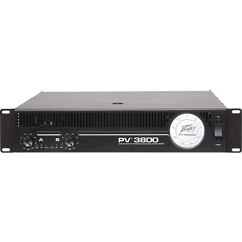 Peavey PV 3800 Power Amplifier