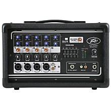 Peavey PV 5300 5-Channel Powered Mixer Level 1