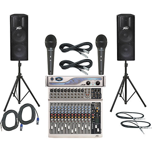 Peavey PV14 / IPR 3000 / PV215 PA Package