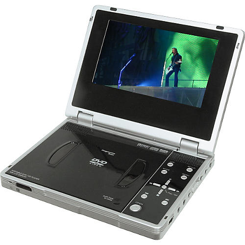 Classic PV7100 Portable DVD Player with 7