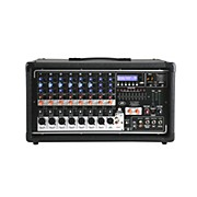 PVi 8500 8-Channel 400W Powered PA Head with Bluetooth and FX