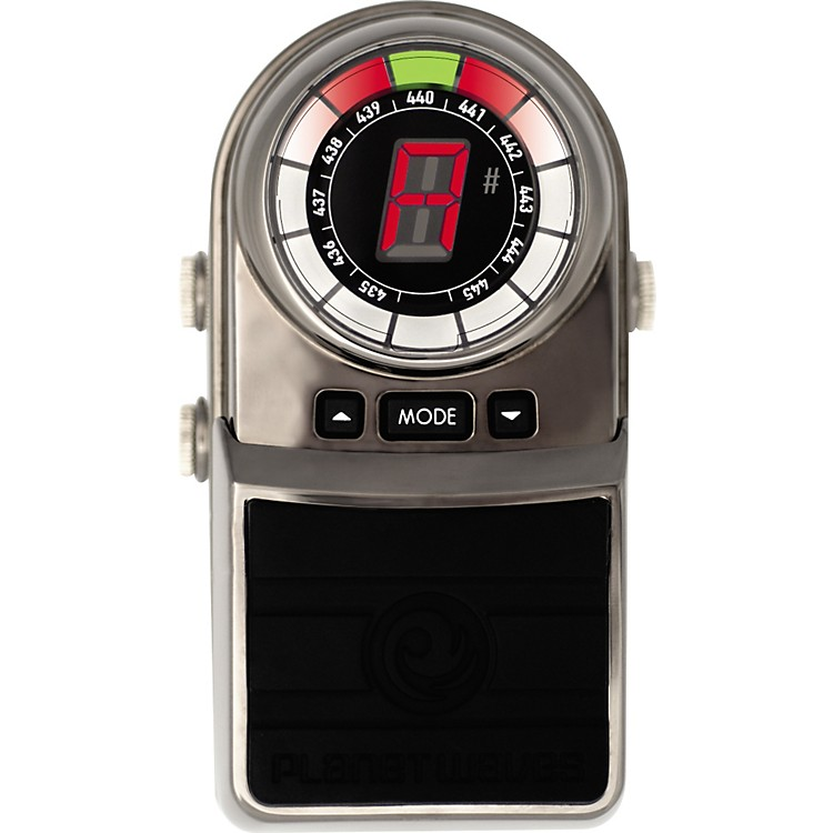 Planet WavesPW-CT-04 Chromatic Pedal Stage Tuner