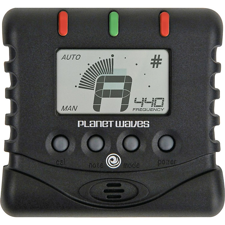 Planet Waves PW-CT-09 Universal II Chromatic Tuner