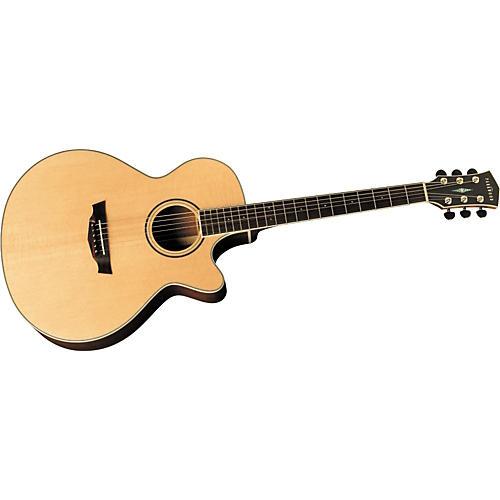 Parkwood PW370M GC Cutaway Acoustic Electric Guitar-thumbnail