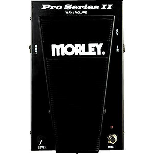 Morley PWV-II Pro Series II Wah/Volume Pedal