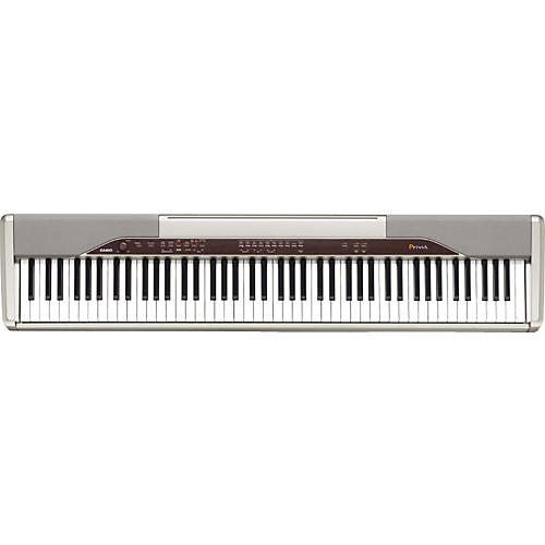 casio px 110 88 key privia digital piano musician 39 s friend. Black Bedroom Furniture Sets. Home Design Ideas