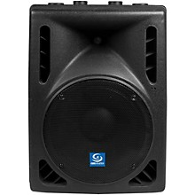 "Open Box Gem Sound PXA115T-USB 15"" Powered Speaker USB/SD Media Player"