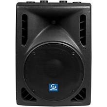 "Gem Sound PXA115T-USB 15"" Powered Speaker USB/SD Media Player Level 2  888365589121"