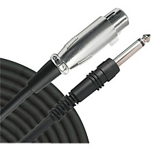 """Hosa PXF-105 XLR Female to 1/4"""" Male TS Unbalanced Interconnect Patch Cable Level 1 5 ft."""