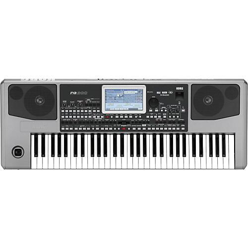 Korg Pa900 61-Key Pro Arranger Keyboard-thumbnail