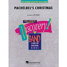 Hal Leonard Pachelbel's Christmas Concert Band Level 1.5 Arranged by Larry Moore