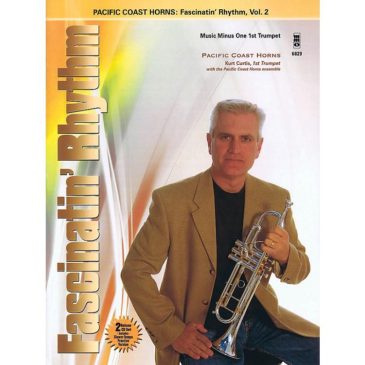 Hal LeonardPacific Coast Horns - Fascinatin' Rhythm Vol. 2 for Trumpet Book/2CD