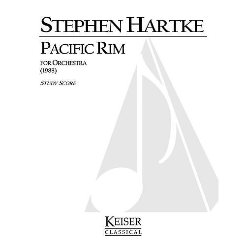 Lauren Keiser Music Publishing Pacific Rim LKM Music Series Composed by Stephen Hartke-thumbnail