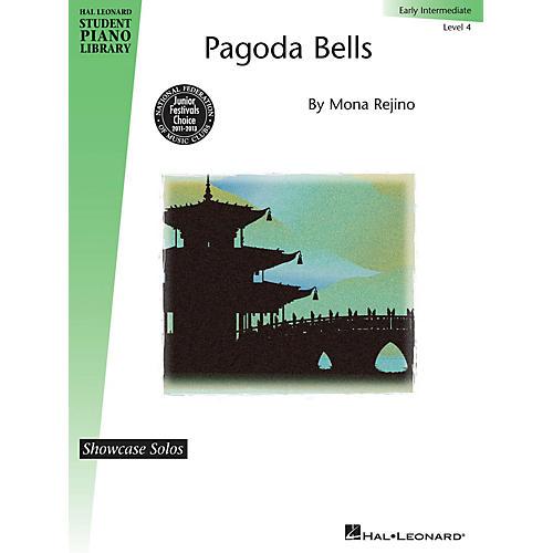 Hal Leonard Pagoda Bells Piano Library Series by Mona Rejino (Level Early Inter)-thumbnail