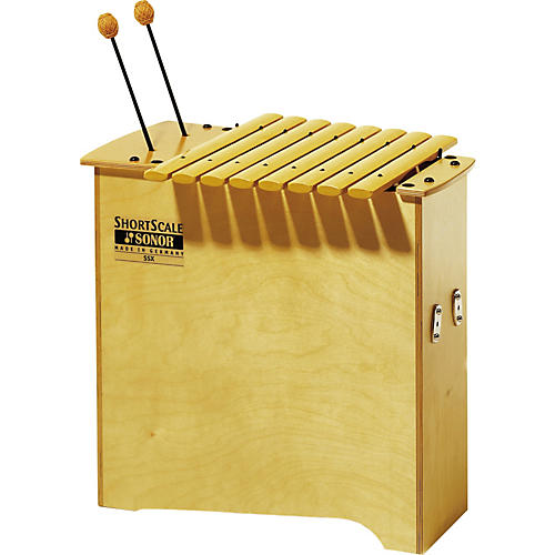 Sonor Palisono Diatonic Short-Bass Xylophone-thumbnail