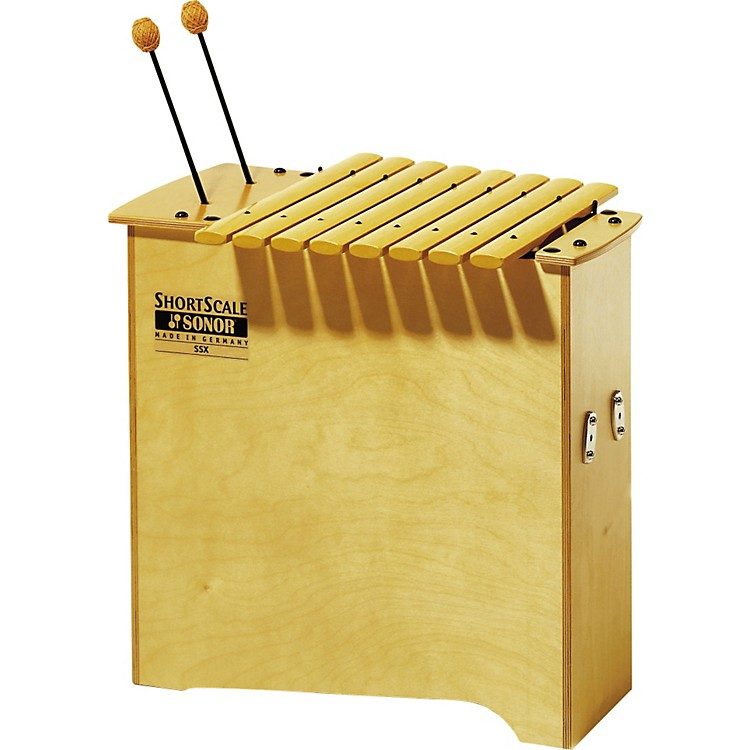 SonorPalisono Diatonic Short-Bass Xylophone