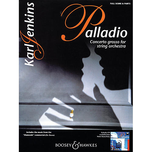 Boosey and Hawkes Palladio Boosey & Hawkes Orchestra Series Softcover Composed by Karl Jenkins