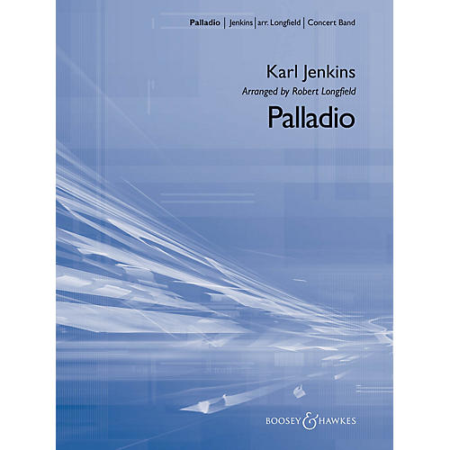 Hal Leonard Palladio Concert Band Composed by Karl Jenkins Arranged by Robert Longfield-thumbnail