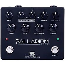 Seymour Duncan Palladium Gain Stage Distortion Guitar Effects  Pedal (Black) Level 2 Regular 190839106513