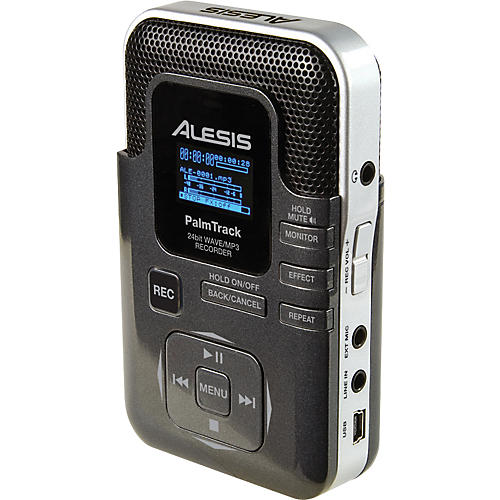 Alesis Palm Track Handheld SD Recorder