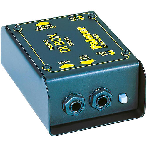 Palmer Audio Palmer Audio PAN 01 Passive Direct Box-thumbnail