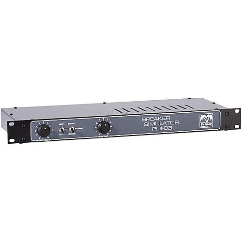 Palmer Audio Palmer Audio PDI 03 L16 Speaker Simulator with Loadbox 4 Ohms-thumbnail