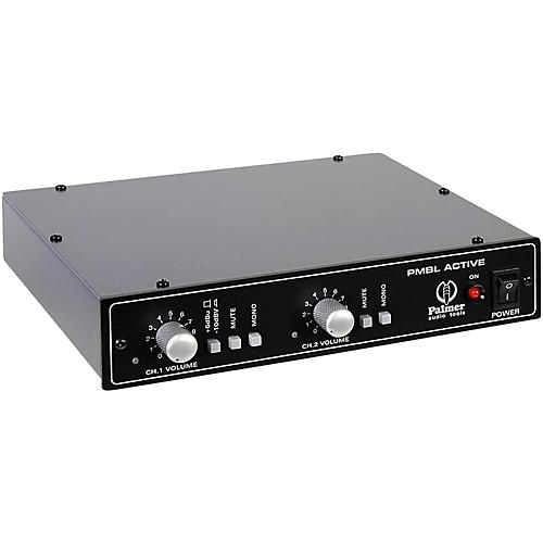 Palmer Audio Palmer Audio PMBLA Dual Channel Line Merger active