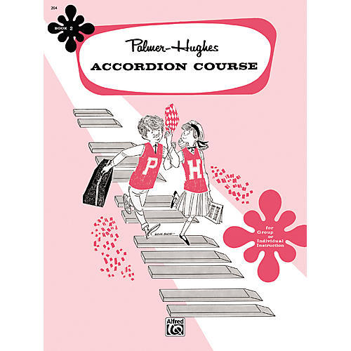 Alfred Palmer-Hughes Accordion Course Book 2