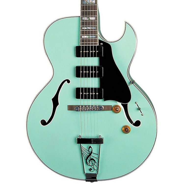 Dean Palomino Electric Guitar Sea Green