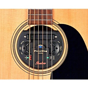 open box shadow panamag acoustic guitar wireless system pickup 888365820378 musician 39 s friend. Black Bedroom Furniture Sets. Home Design Ideas
