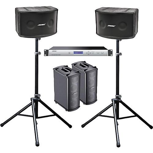 Bose Panaray 802 III Loudspeaker Package