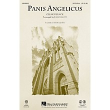 Hal Leonard Panis Angelicus CHOIRTRAX CD Arranged by John Leavitt