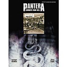 Alfred Pantera - Cowboys From Hell Guitar Tab