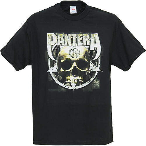 Gear One Pantera Metal Skull T-Shirt