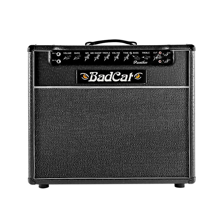 bad cat panther 35w 1x12 guitar tube combo amp musician 39 s friend. Black Bedroom Furniture Sets. Home Design Ideas