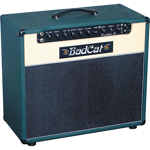 bad cat panther guitar amp with reverb musician 39 s friend. Black Bedroom Furniture Sets. Home Design Ideas