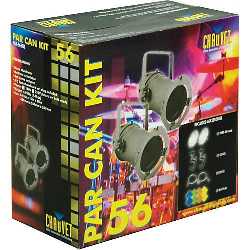 Chauvet Par 56 twin pack