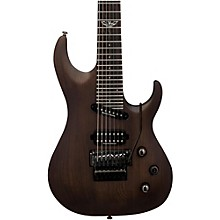 Washburn Parallaxe Series 29 fret, 7 String Electric Guitar Dark Swamp Ash