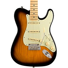 Fender Parallel Universe Strat-Tele Hybrid Electric Guitar