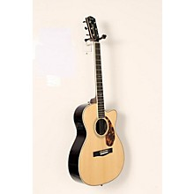 Fender Paramount Series Limited Edition PM-3 Cutaway Triple-0 Acoustic-Electric Guitar Level 2 Natural 888365961705
