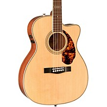 Fender Paramount Series Limited Edition PM-3 Mahogany Cutaway Triple-0 Acoustic-Electric Guitar