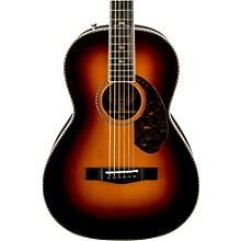 Fender Paramount Series PM-2 Deluxe Parlor Acoustic-Electric Guitar Level 1 Vintage Sunburst