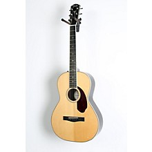 Fender Paramount Series PM-2 Deluxe Parlor Acoustic-Electric Guitar Level 2 Natural 888365977584