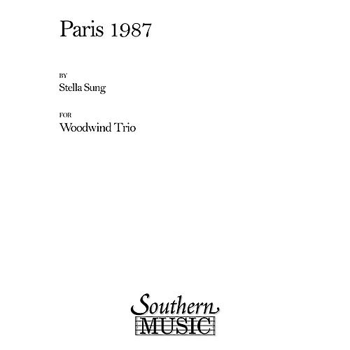 Southern Paris 1987 (Woodwind Trio) Southern Music Series by Stella Sung-thumbnail