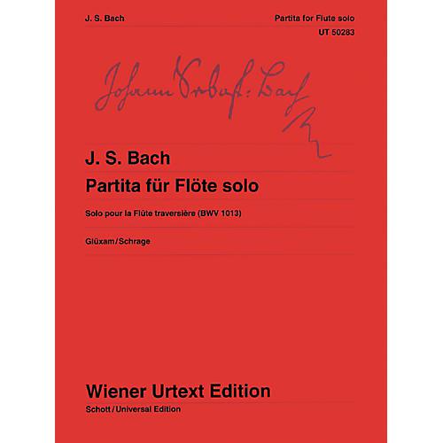 Carl Fischer Partita Book-thumbnail