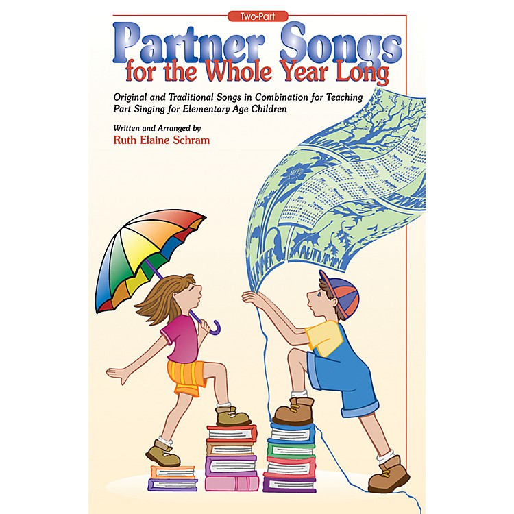 AlfredPartner Songs for the Whole Year Long Book
