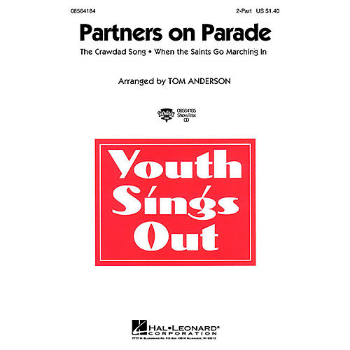 Hal Leonard Partners on Parade (Medley) 2-Part arranged by Tom Anderson-thumbnail