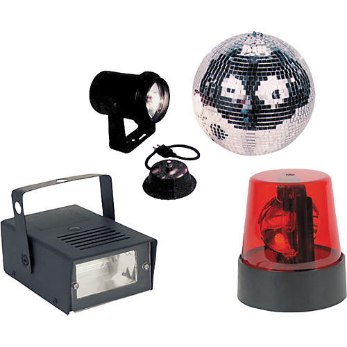 Musician's Friend Party Lighting Pack