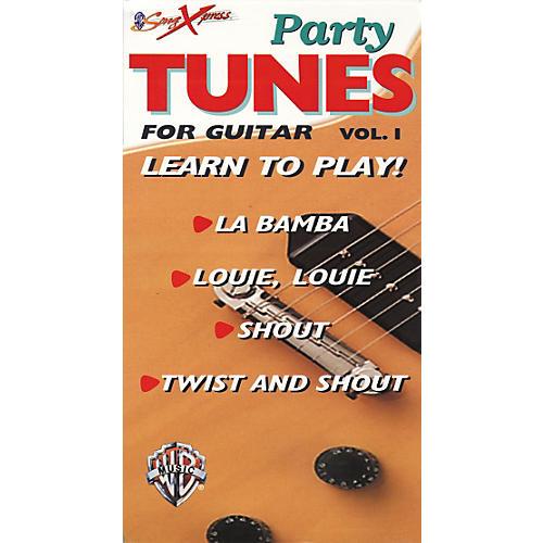 SongXpress Party Tunes Volume 1-thumbnail