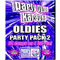 SYBERSOUND Party Tyme Karaoke - Oldies Party Pack 2 [4 CD+G Pk]